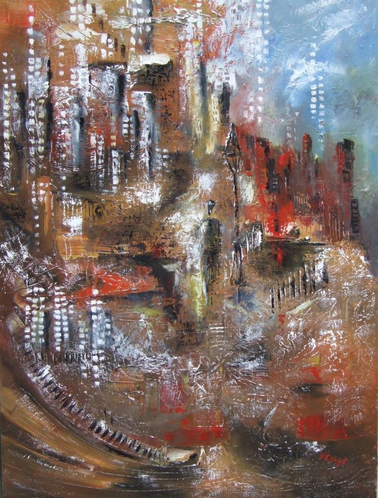 chaos urbain (disponible)