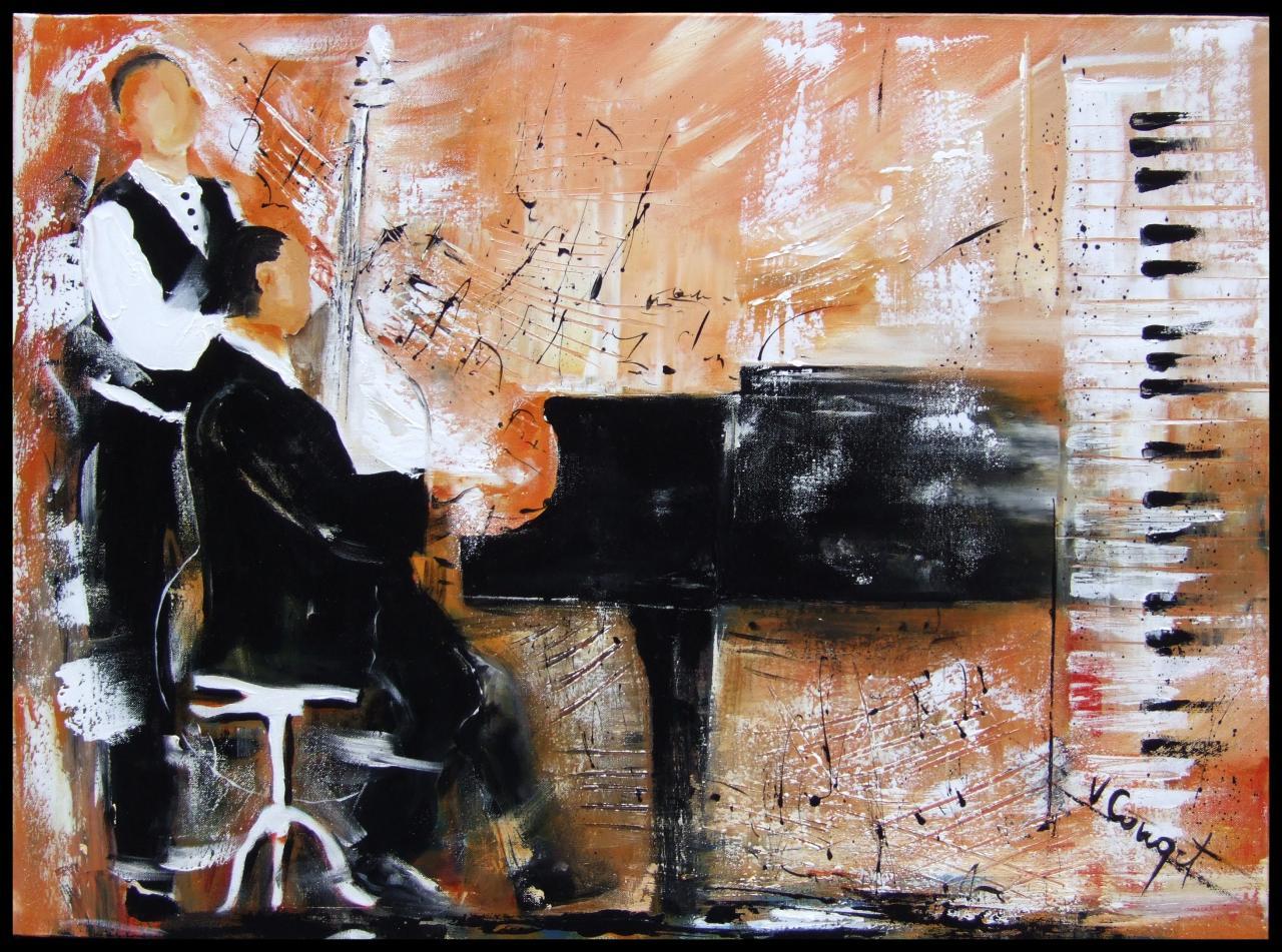piano violoncel