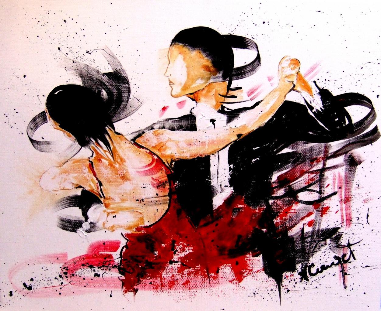 Tango vendue