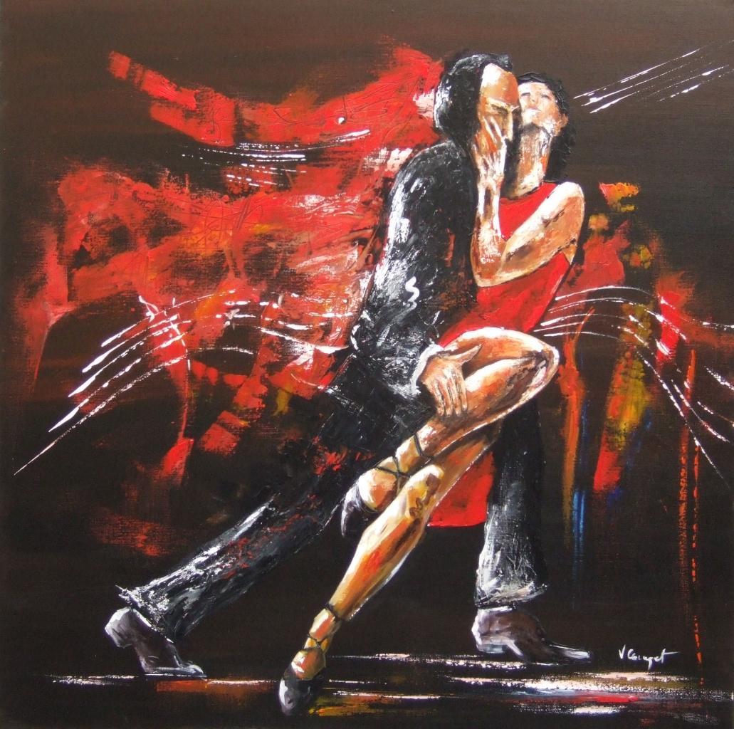 tango sensuel  vendue
