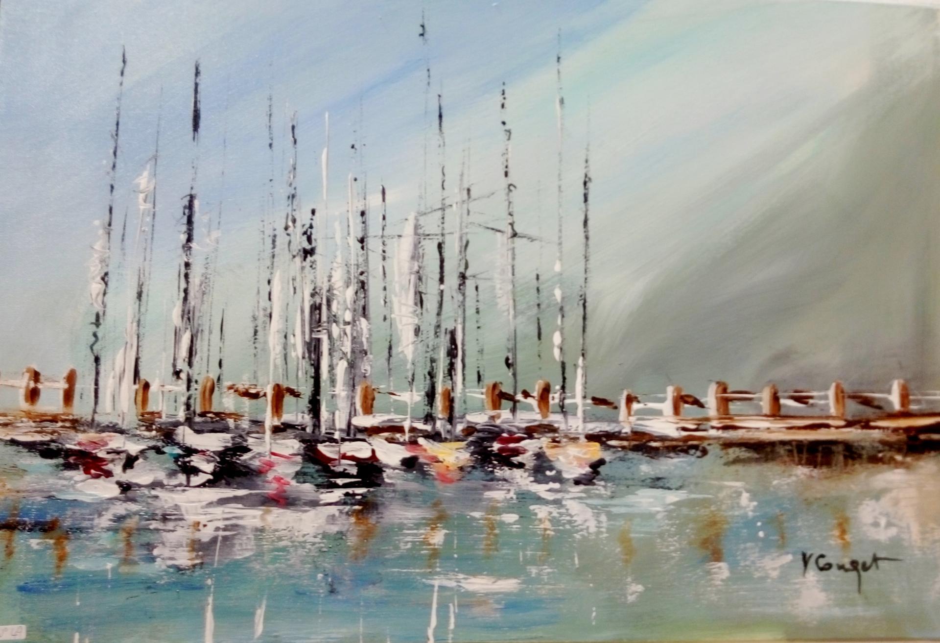 Acrylique le port